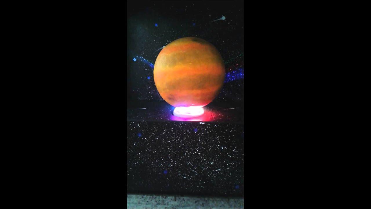 Como Hacer El Planeta Venus Youtube