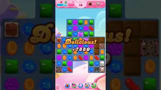 Candy Crush Saga Level 1614 - No Boosters