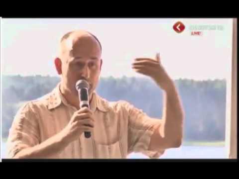 Стариков против Пономарева Селигер-2012 (баттл, дебаты)