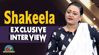 Shakeela EXclusive Interview | NTV Entertainment