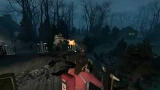 Left 4 Dead - Death Toll - Boathouse Finale Machinima