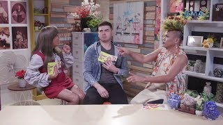 The Boobay and Tekla Show: Accent Challenge with Andre Paras | GMA One