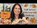 """""""Fall"""" In Love With Your Life Challenge - Day 4 & Giveaway"""