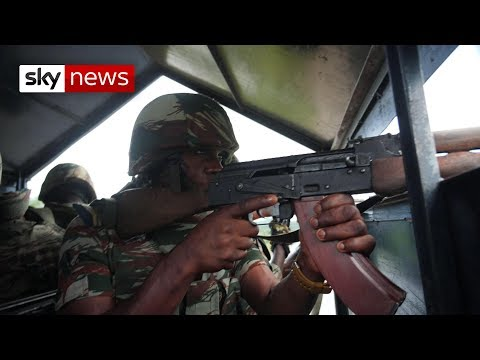 Soldiers attacked in brutal Cameroon conflict