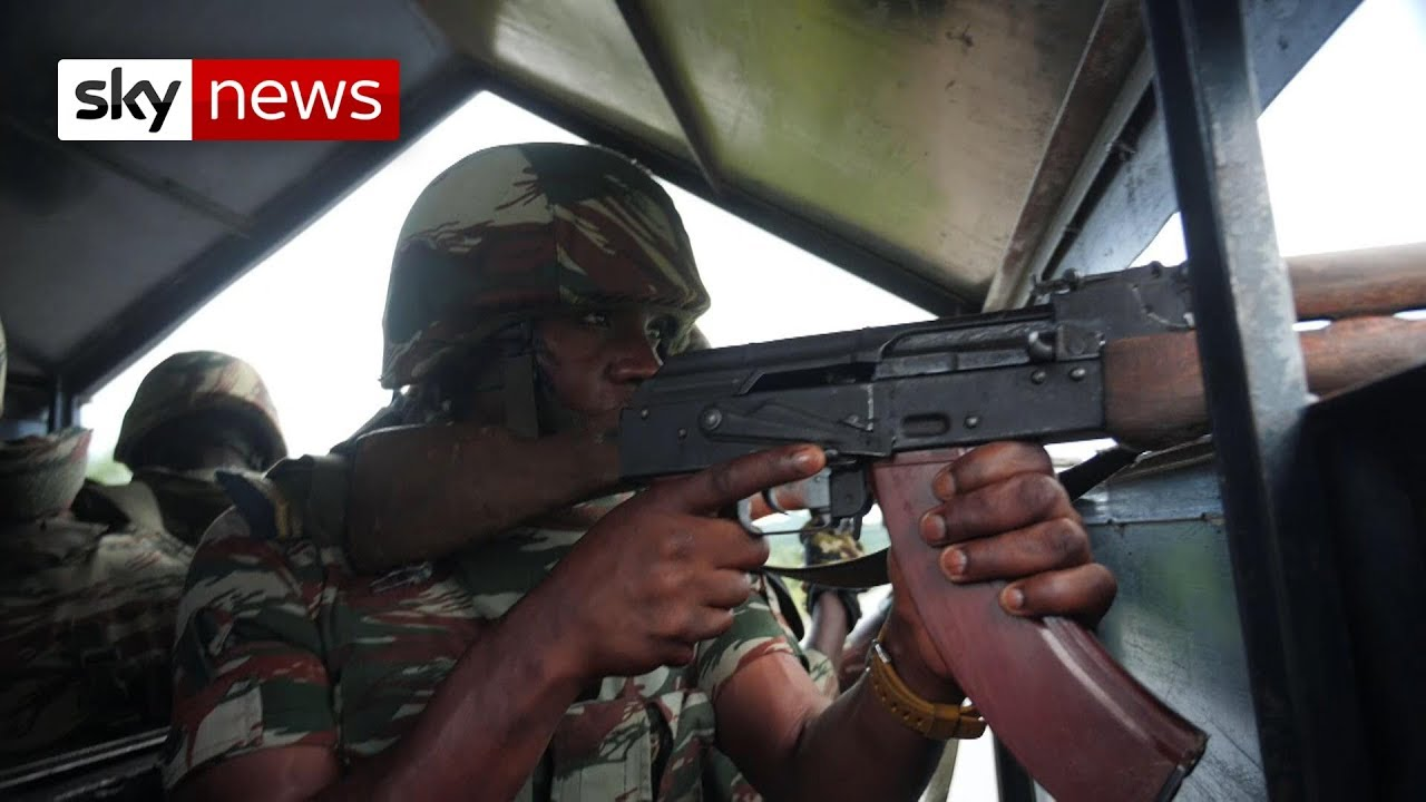 Download Soldiers attacked in brutal Cameroon conflict
