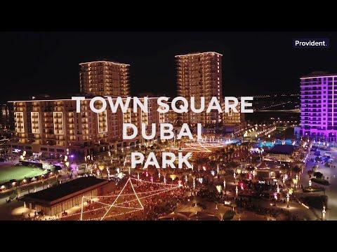 Town Square Dubai Park By Nshama
