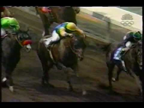 Pleasantly Perfect repeats in 2003 Goodwood at Santa Anita