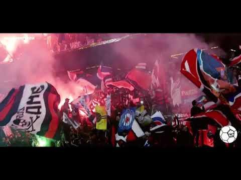 PSG - Marseille (Virage Auteuil)
