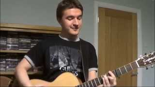 THE FIREMAN SAM THEME TUNE - cover by Ben Kelly