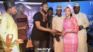 FIRST WINNER BILKISU SHEMA GWASKA RETURNS COMPETITION
