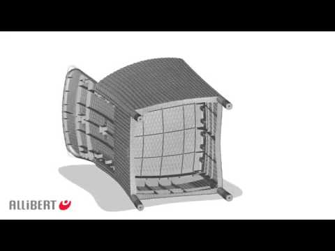 Download Allibert Miami wicker chair assembly video