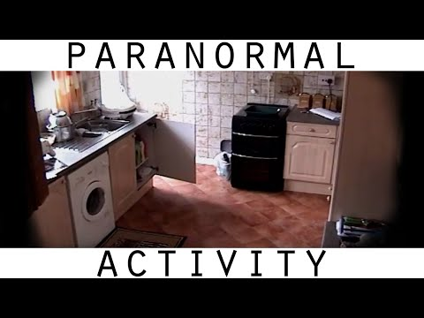 Paranormal Activity Caught on Video Tape Travel Video