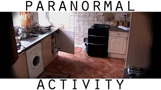 Paranormal Activity Caught on Video Tape