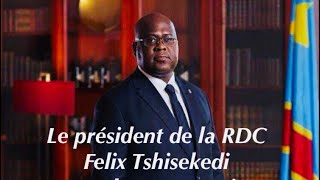 ECHOS DE L'UDPS : 07/01  POURQUOI PAS FELIX TSHISEKEDI PRESIDENT? + Attention!!! manipulation