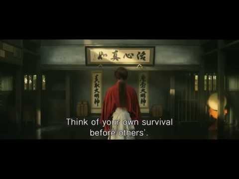 『Rurouni Kenshin: Kyoto Inferno / The Legend Ends』 Trailer (English)