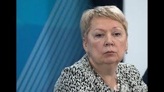 Встреча Ольги Васильевой с родительской общественностью