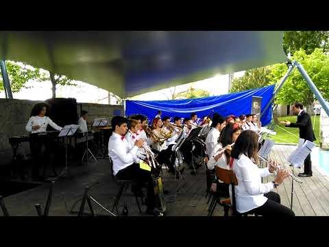 Banda Juvenil da Banda de Música do Pinheiro da Bemposta em Fajões
