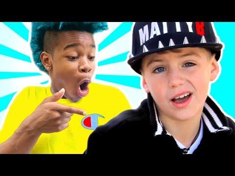 Chance Reacts: You Make My Heart Skip (MattyBRaps)