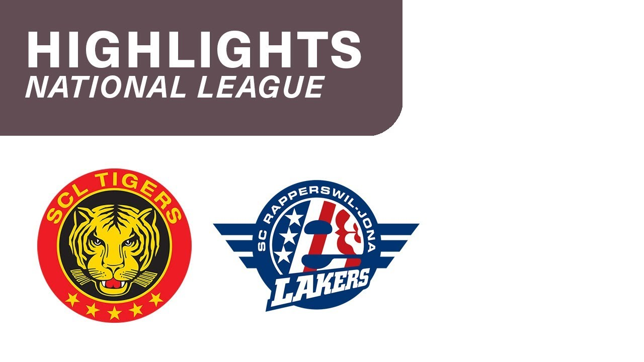 SCL Tigers vs SCRJ Lakers 2:1 n.V. - Highlights National League