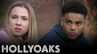 Hollyoaks: Leela Confronts Peri And Prince