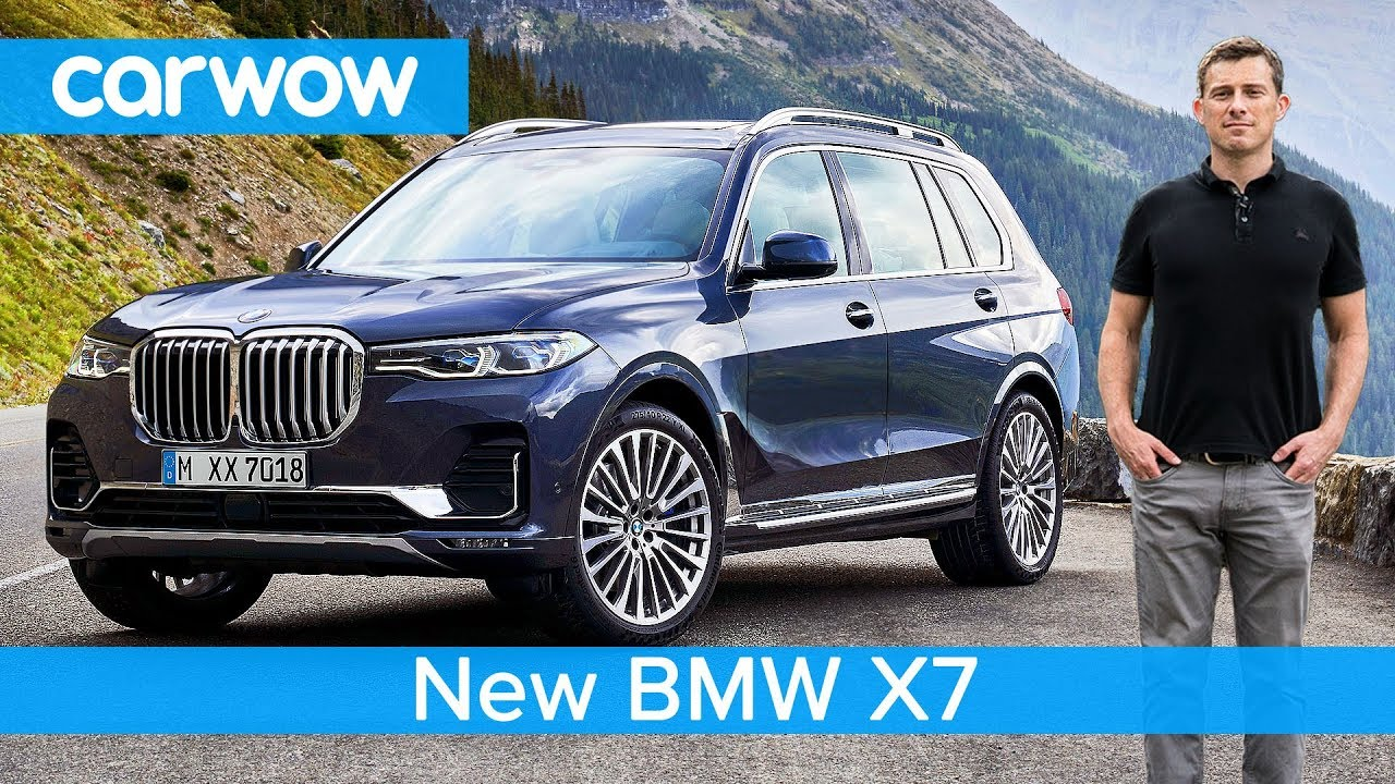 All New Bmw X7 Suv 2019 See Why It S Worth 100 000