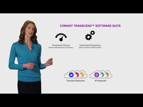 Coriant Transcend™ Software Suite