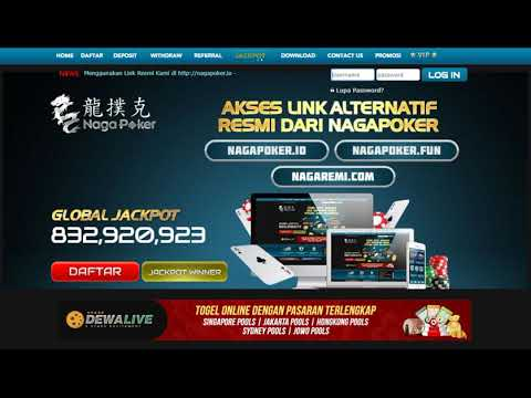 Naga Remi Naga Poker Asia Youtube