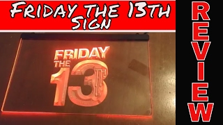 Video Friday The 13th Sign download MP3, 3GP, MP4, WEBM, AVI, FLV Agustus 2017