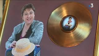 Sylvie Pullès, la Madonna de l'accordéon, fête ses 35 ans de carrière . (1ère partie). France 3