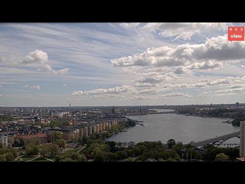 Webbkamera: DN-huset, Stockholm