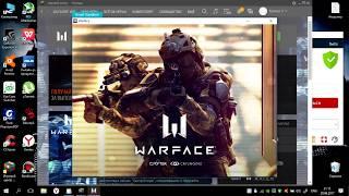 Новый способ запуска песка Warface (от 21.08.18)
