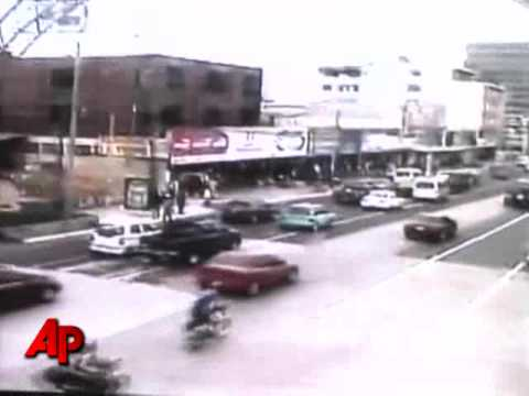 Raw Video: Earthquake Rattles Guatemala