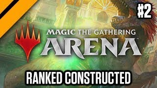 MTG Arena Dominaria Constructed - P2 (sponsored)