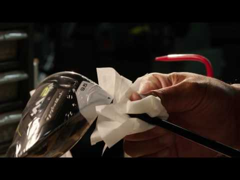 Building Rory McIlroy's 2017 M2 Driver