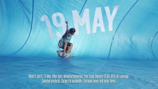 May 19 - Surf's up - #GetItToday