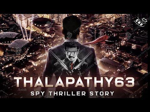 Vijay 63 Spy Thriller Movie | Thalapathy...