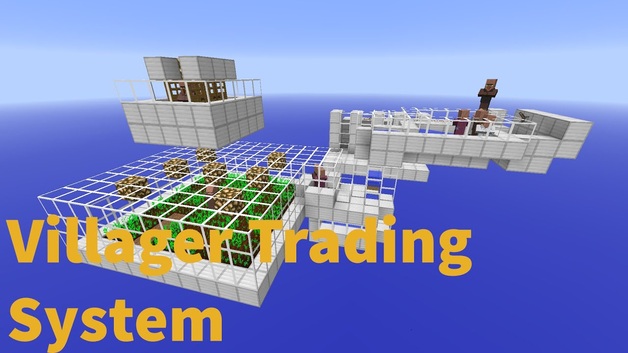 How to make a villager sell mending in minecraft