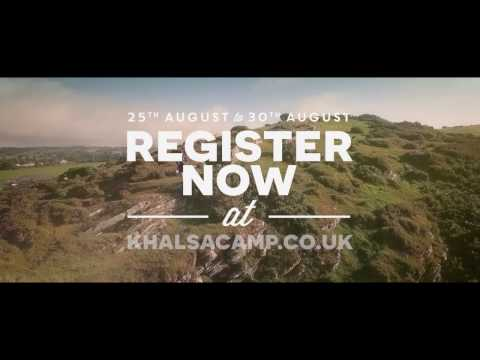 Khalsa Camp 2017 - Register Now