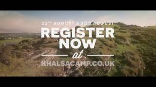 Khalsa Camp 2017 - Register Now