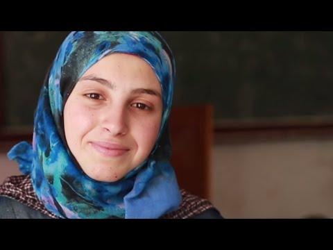 Jordan: Syrian Alaa's DAFI Scholarship
