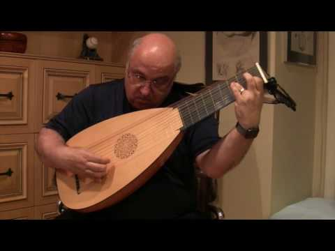 Chaconne in F Major for Baroque Lute from the Kalmar Ms