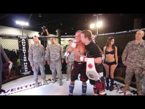 Breakthrough MMA 11: Brad Taylor vs Zach Elkins Trilogy Fight