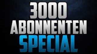 3000 FRAPONENTEN!!! SPECIAL [UNLOCK ALL ACC VERLOSUNG]