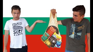 Цены на продукты на курортах в Болгарии. Солнечный Берег. Наш первый поход в магазины