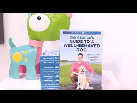 zak-george's-guide-to-a-well-behaved-dog---book-trailer