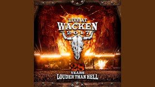 Witchkrieg (Live at Wacken 2017)