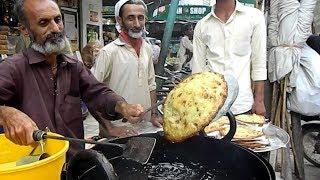 MalPua   Malpura In Ramadan Street Food of Karachi, Pakistan