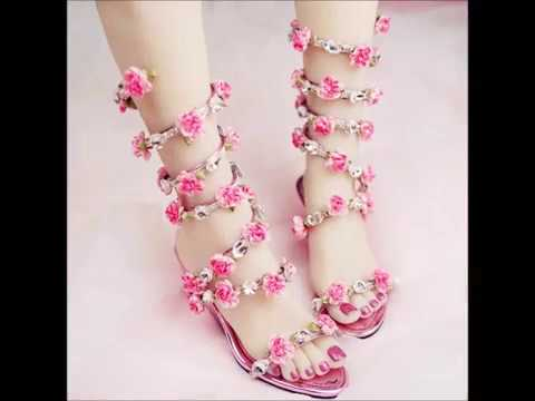 Wedding Shoes for Women, Bridal Sandals
