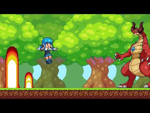 Pixel Game Maker MV Community Game Showcase/アクションゲームツクールMV製ゲーム紹介ムービー