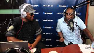 Comedian Donnell Rawlings On Being Curbed by Michael Jordan, Joking About the Air Force & Jamie Foxx